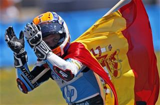 Spain GP Motorcycle Racing