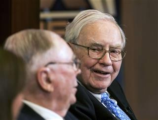 Warren Buffett, Charlie Munger