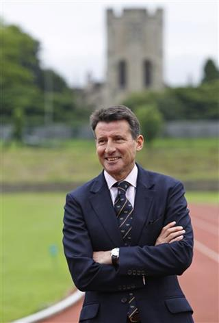 Britain OLY London 2012 Sebastian Coe