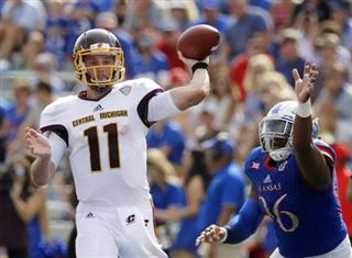 Central Michigan Kansas Football