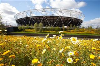 Britain Olympic Park