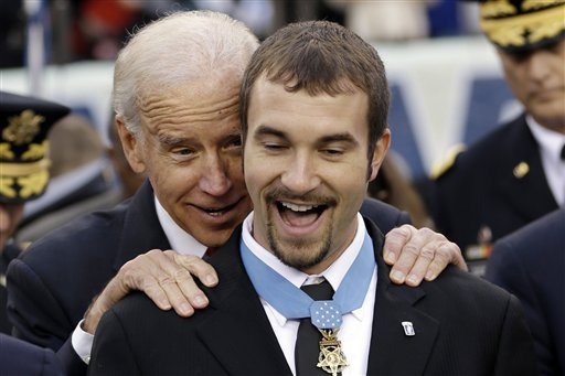 Salvatore Giunta, Joe Biden