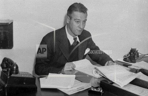 Associated Press Domestic News United States LOU GEHRIG
