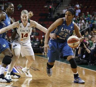 Katie Smith, Taj McWilliams-Franklin, Maya Moore