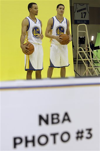 Stephen Curry, Klay Thompson