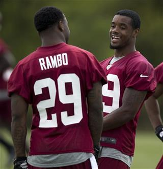 David Amerson, Bacarri Rambo