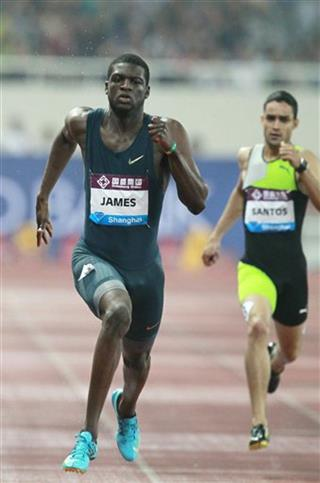 Kirani James, Luguelin Santos