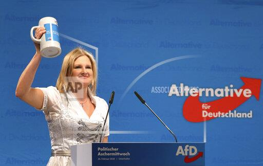 Political Ash Wednesday - AfD