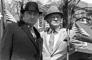 Walter Annenberg, Bob Hope