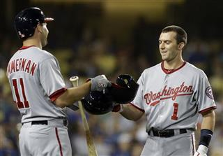 Steve Lombardozzi, Ryan Zimmerman
