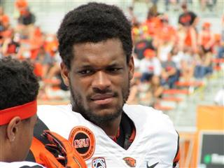 Oregon St Receivers Football