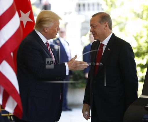 Trump US Turkey