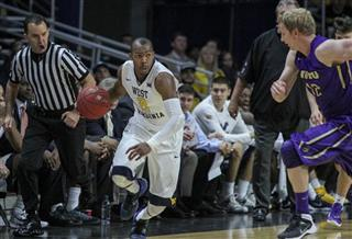 West Virginia James Madison Basketball