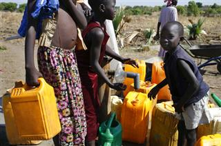 South Sudan World Water Day