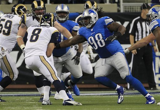 Sam Bradford,  Nick Fairley