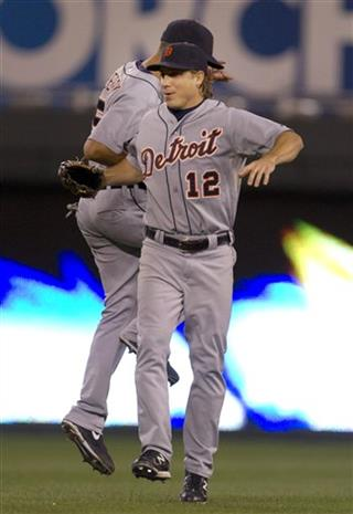 Quintin Berry, Andy Dirks