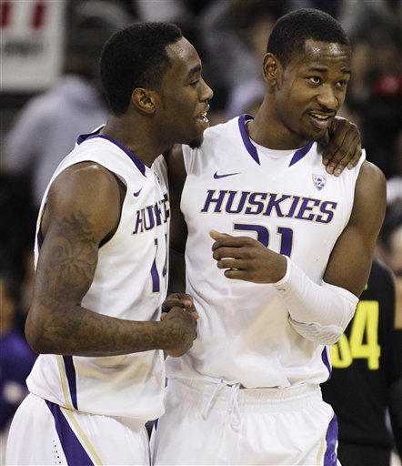 Tony Wroten, Terrance Ross