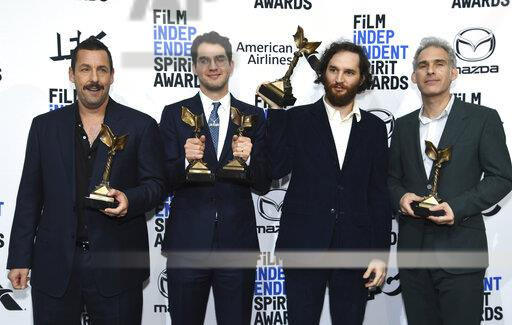 2020 Film Independent Spirit Awards - Press Room