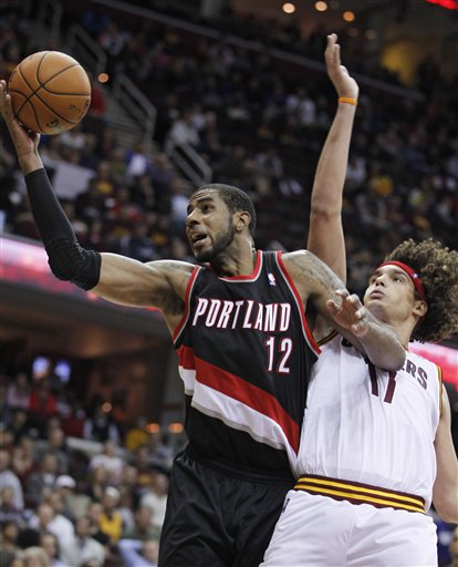 LaMarcus Aldridge, Anderson Varejao