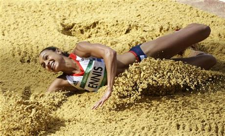 APTOPIX London Olympics Athletics Women