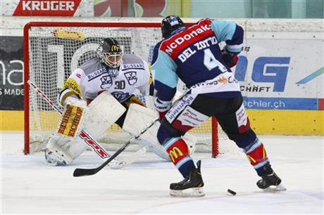 Switzerland Hockey NHL Lockout