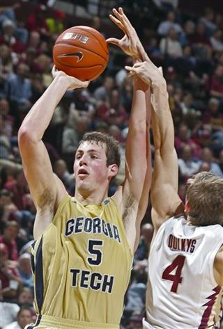 Georgia Tech Florida St Basketball