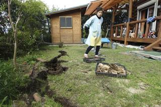 Japan Earthquake Grim Future