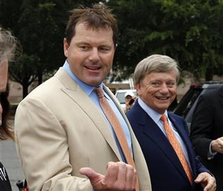 Roger Clemens, Rusty Hardin
