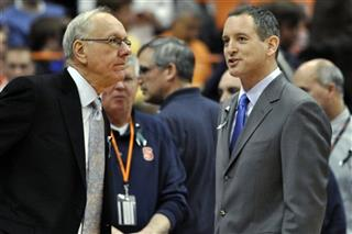 Jim Boeheim, Mike Rice