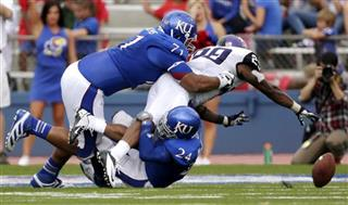 TCU Kansas Football