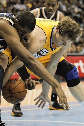 Derrick Favors,Timofey Mozgov