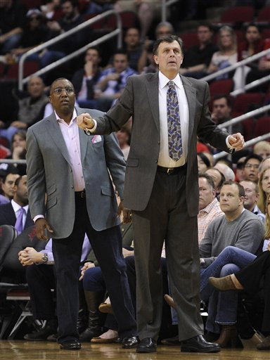 Kevin McHale, Keith Jones