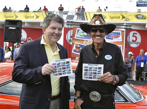 Patrick Donahoe, Richard Petty