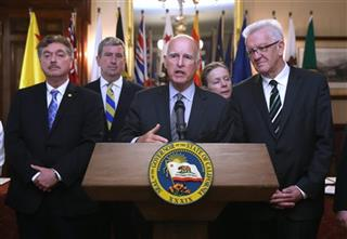Winfried Kretschmann, Jerry Brown, Francisco A. Vega de Lamadrid, Glen Murray, Olivia Reinshagen-Fernandez,