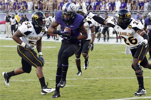 Grambling St TCU Football