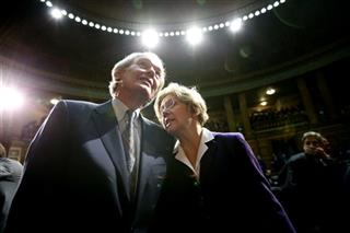 Ed Markey, Elizabeth Warren