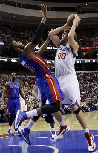 Spencer Hawes, Greg Monroe