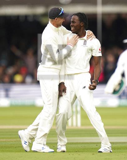 Jofra Archer and Joe Root File Photo