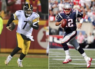 Steelers Patriots Matchups  Football