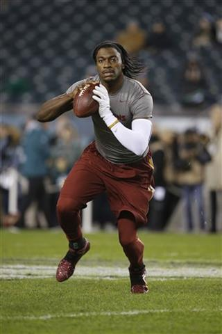 Browns RG3 Football