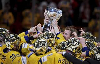 Sweden Hockey Worlds