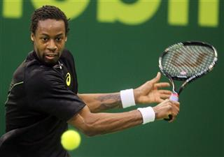Mideast Qatar ATP Open Tennis
