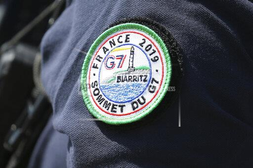 France G7 Summit Security