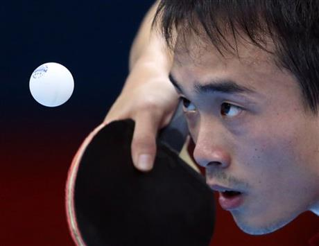 London Olympics Mens Table Tennis