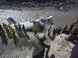 Nepal Plane Crash