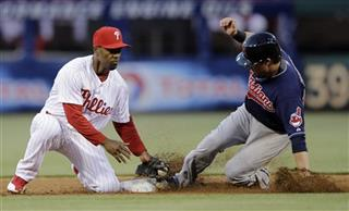 Jimmy Rollins, Jason Kipnis