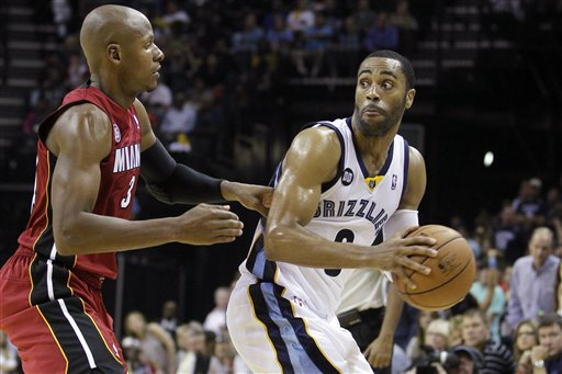 Wayne Ellington, Ray Allen