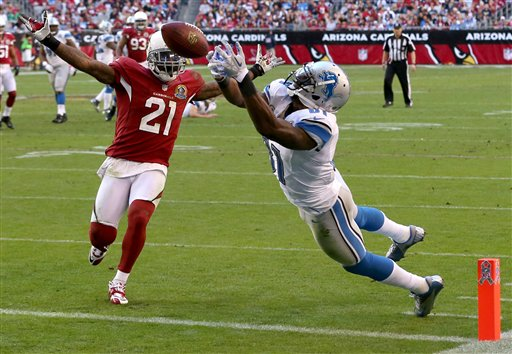 Calvin Johnson, Patrick Peterson