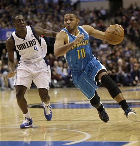 Eric Gordon,  Darren Collison