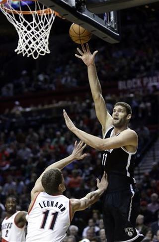 Brook Lopez, Meyers Leonard